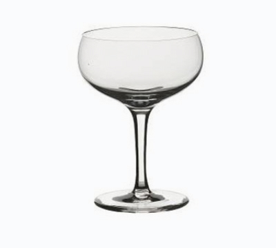 Pohár classic cocktail Paris saucer 260 ml